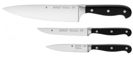 WMF Spitzenklasse Plus Messer-Set 3-tlg.