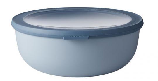 Mepal Multischüssel Cirqula 2250 ml Nordic Blue