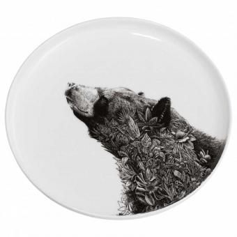 Maxwell & Williams Teller 20 cm Asiatic Black Bear Marini Ferlazzo