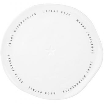 Räder Dining Teller Frohe Weihnachten, mehrsprachig Ø 22 cm