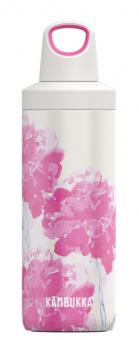 Kambukka Trinkflasche 500 ml Reno Insulated Pink Blossom Edelstahl
