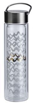 Eigenart Teezubereiter Flowtea Black & White 350-400 ml