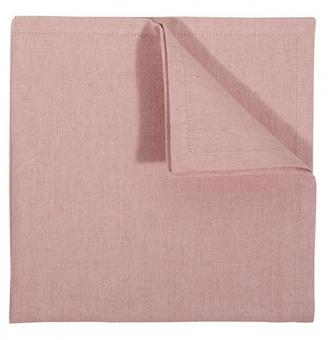 pad Serviette 4er Pack 45x45 cm Leda pink