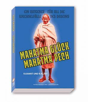 chic.mic Notizbuch Write your book Mahatma Glück