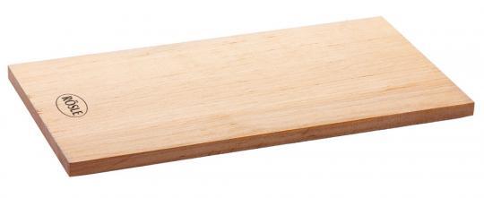 Rösle Aromaplanken Erle 2er Set 30x15x1,1 cm