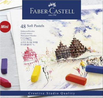 Faber-Castell Softpastellkreide Studio Quality mini 48