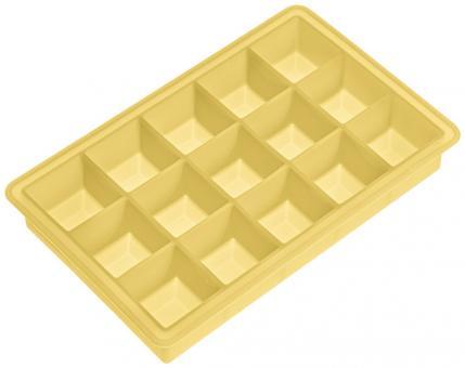 Lurch Eiswürfelbereiter Würfel 3x3 cm Maisgelb