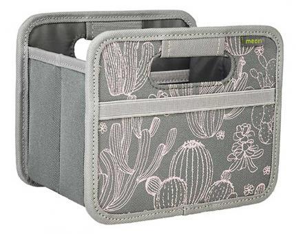 Meori Faltbox Mini Cactus Print