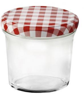 Einkochwelt Sturzglas mit Schraubdeckel 230 ml TO82