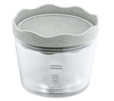 Koziol Vorratsdose 300 ml Prince S organic grey