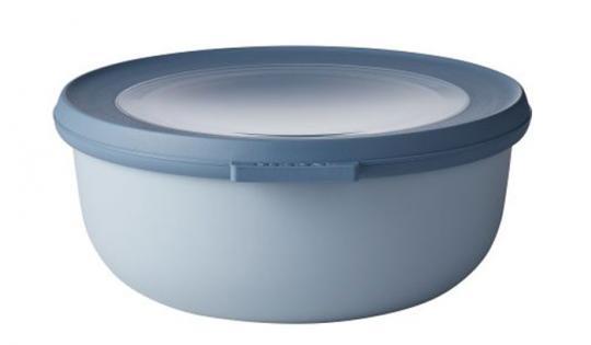 Mepal Multischüssel Cirqula 750 ml Nordic Blue