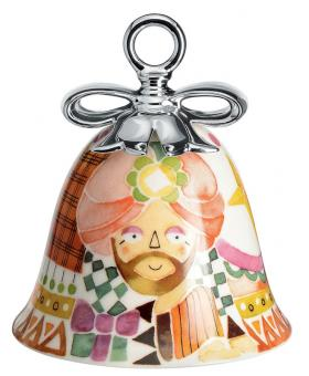Alessi Holy Family Gaspar Weihnachtsschmuck