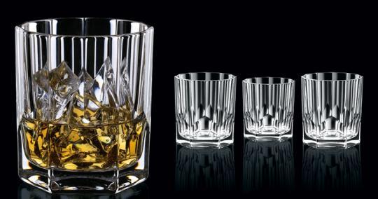 Nachtmann Aspen Whiskybecher 4er Set