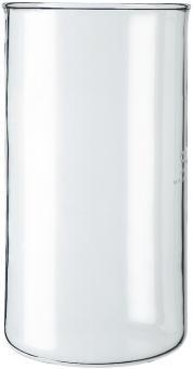 Bodum Spare Beaker Ersatzglas ohne Ausguss für Kaffeebereiter 8 Tassen 1 L
