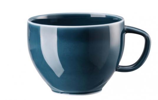 Rosenthal Selection Junto Ocean Blue Kombi-Obertasse