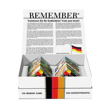 Remember Momory 44 Deutschland in der Magnetbox
