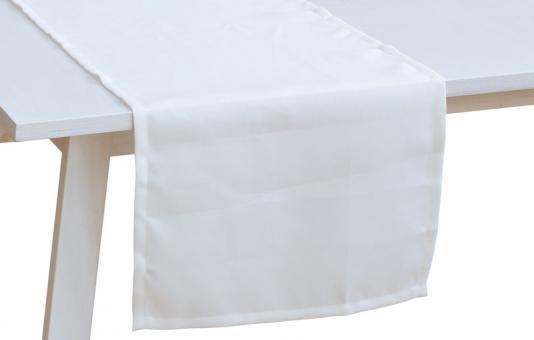 Pichler Läufer 50x150 cm Panama weiß