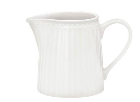 Greengate Milchkännchen Alice white