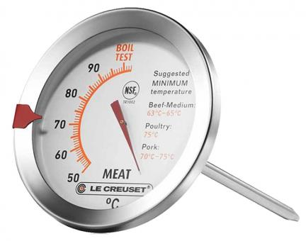 Le Creuset Fleischthermometer (Celsius)