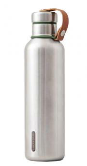 Black+Blum Isolierte Wasserflasche Groß 750 ml Olive