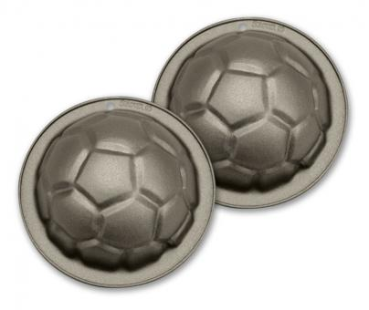 Städter Backform Fußball 11 cm 2er Set
