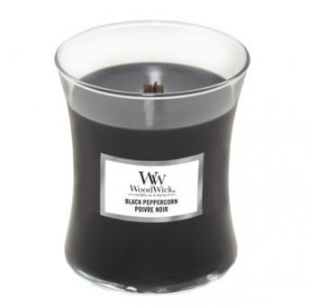 WoodWick Jar mittel Black Peppercorn
