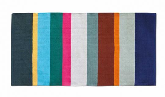 Remember Teppichläufer Briza kurz 70x140 cm 100% Baumwolle