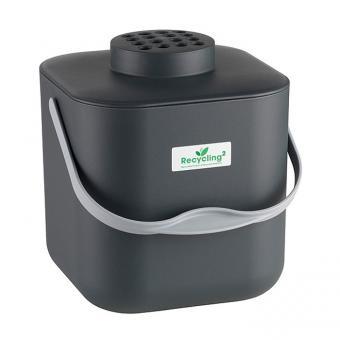 Stöckli Kompostbehälter Pot mit Filter 5 L Recycling