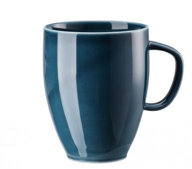 Rosenthal Selection Junto Ocean Blue Becher mit Henkel
