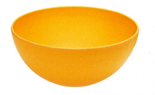 Magu Natur-Design Schüssel 20 cm orange
