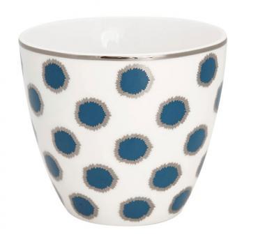 Greengate Latte Becher Savannah blue