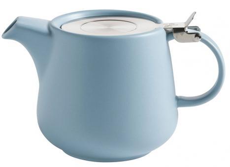 Maxwell & Williams Teekanne 0,6 L Hellblau Tint