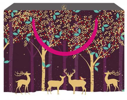 chic.mic Geschenktüte XL Deer