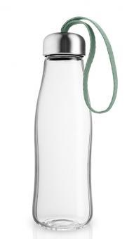 Eva Solo Glastrinkflasche 0,5 L Faded Green