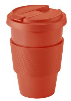 Dibbern Solid Color Koralle Coffee To Go Becher