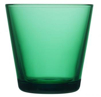 iittala Kartio Glas 21 cl smaragd