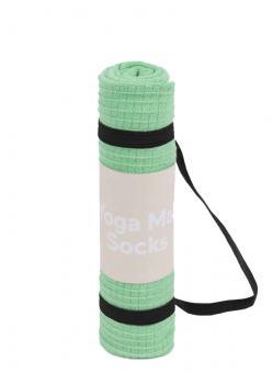 Doiy Socken Yoga Mat Socks Green