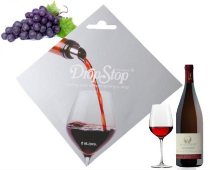 Cilio Vacu Vin DropStop®-2er-Set