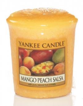 Yankee Candle Votivkerze Mango Peach Salsa