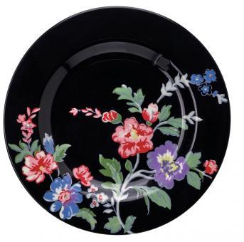 Greengate Teller klein 15 cm Isobel black