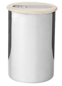 Stelton Scoop Kaffeedose mit Löffel 0,5 kg Medium