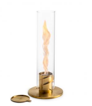 Höfats Windlicht Spin 120 gold