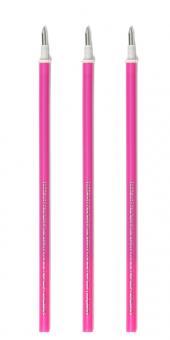 Legami Tinten-Ersatzpatrone pink für Gelstift (3 Stk.)