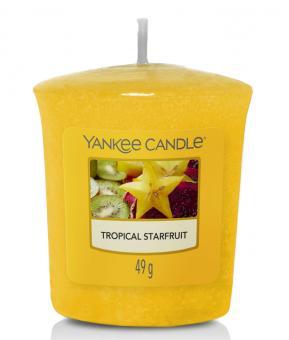 Yankee Candle Votivkerze Tropical Starfruit