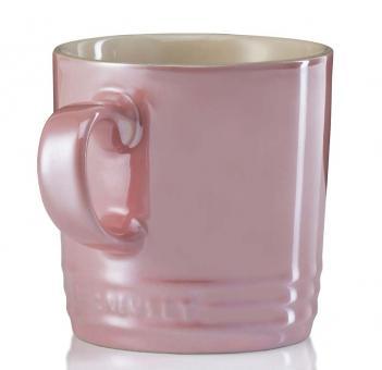 Le Creuset Becher 350 ml Metallics Rose Quartz