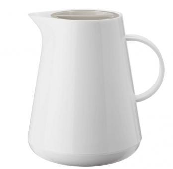 Stelton Rig-Tig Hottie Isolierkanne 1 L white
