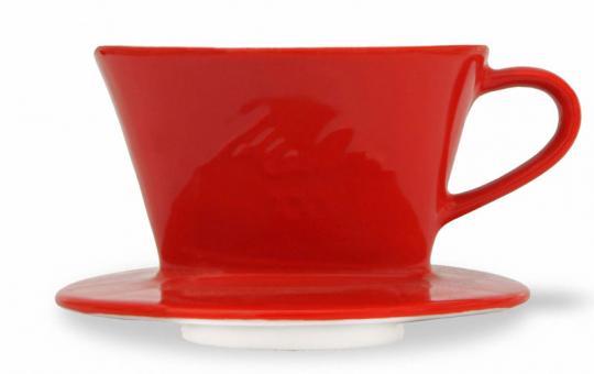 Friesland Tassenfilter 100 Rot