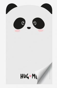 Legami Schreibblock 19x11cm Paper Thoughts Panda
