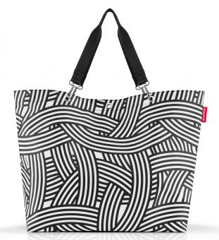 Reisenthel shopper Xl zebra