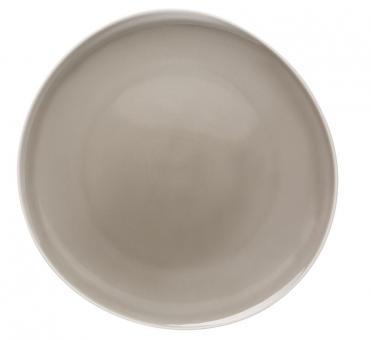 Rosenthal Selection Junto Pearl Grey Teller Flach 27 cm